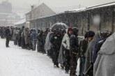 Ukraine: Décès de 64 personnes suite à une vague de froid extrême