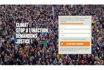 France : Une pétition pour le climat dépasse deux millions de signatures