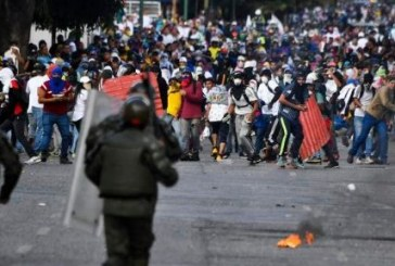 Venezuela : Plus de 40 morts et 850 arrestations lors des manifestations