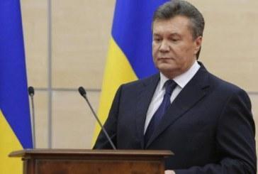 L'ex-président ukrainien Ianoukovitch condamné à 13 ans de prison pour trahison