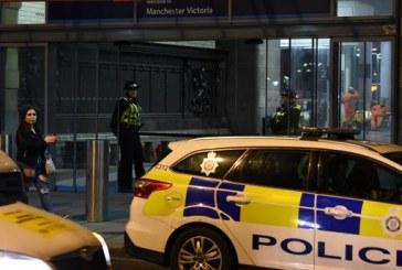 Royaume-Uni : une attaque au couteau fait trois blessés à la gare de Manchester