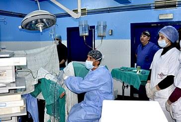 Le centre hospitalier régional de Béni Mellal lance un programme inédit réduisant les délais d'attente en chirurgie