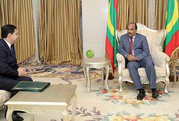 Nouvelle ère pour les relations diplomatiques Maroc-Mauritanie