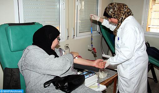 Oujda: campagne de don de sang pour renflouer les stocks