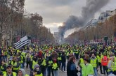 """""""Gilets jaunes"""": mobilisation nationale à Bourges et Paris à trois jours du grand débat"""