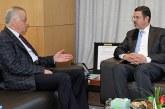 L'expérience marocaine dans le domaine judiciaire au centre d'entretiens maroco-palestiniens