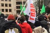 Manifestation à Bruxelles pour réclamer plus de justice fiscale en Belgique