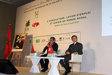 14e édition du Salon International de l'Agriculture au Maroc du 16 au 21 avril à Meknès