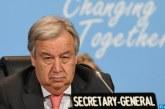 Le SG de l'ONU condamne le coup de force perpétré au Gabon