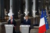 Poutine et Macron discutent de la question syrienne et du conflit entre la Russie et l'Ukraine