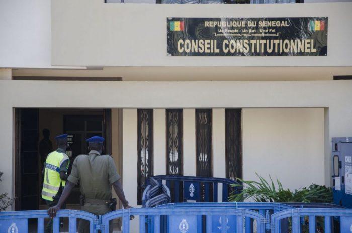 Présidentielle au Sénégal : le Conseil constitutionnel confirme la liste définitive de 5 candidats