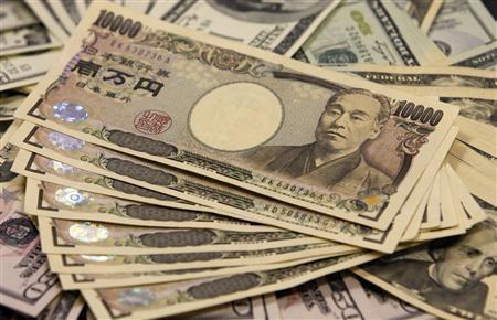 le yen japonais