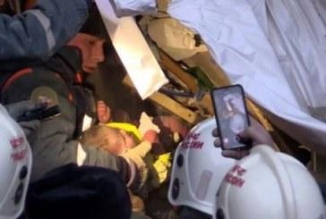 Explosion en Russie : un bébé vivant retrouvé par les secouristes