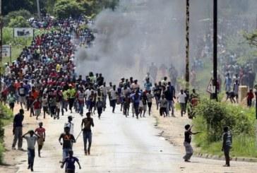 Zimbabwe: Plusieurs morts dans les violentes manifestations contre la hausse des prix du carburant
