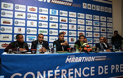 marathon international