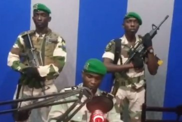 Gabon : tentative de coup d'Etat en cours, des coups de feu entendus à Libreville