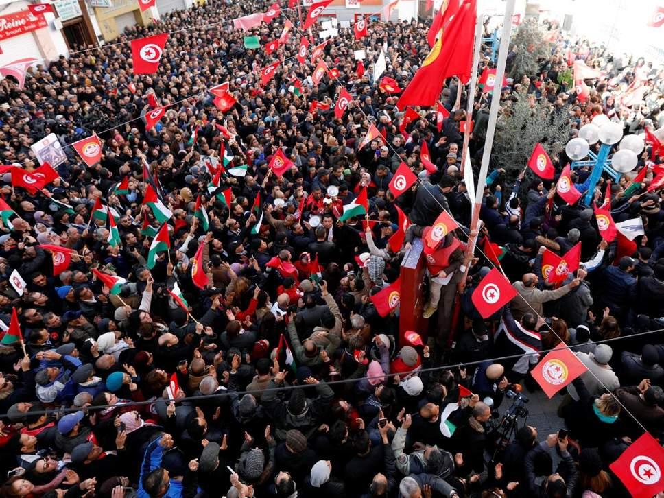 Huit ans après la révolution, La Tunisie a-t-elle vraiment réalisé ses idéaux ?