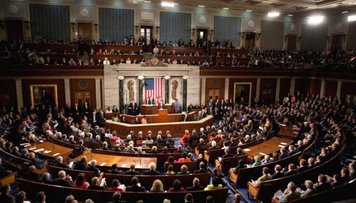 USA: Le Congrès adopte un projet de loi pour mettre fin au shutdown