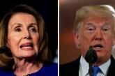 """Shutdown: Le face-à-face """"épique"""" entre le Président Trump et Nancy Pelosi"""