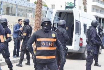 Démantèlement d'une cellule terroriste de 13 éléments actifs
