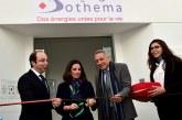Inauguration d'une unité d'anticancéreux issus de la biotechnologie, une première en Afrique