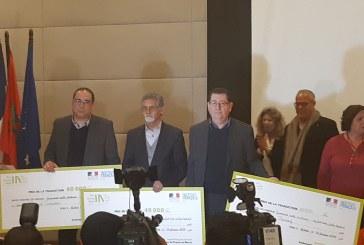 Le Prix Grand Atlas décerné à l'écrivain Ahmed Boukous et aux traducteurs Hamid Guessous et Azzeddine Chentouf