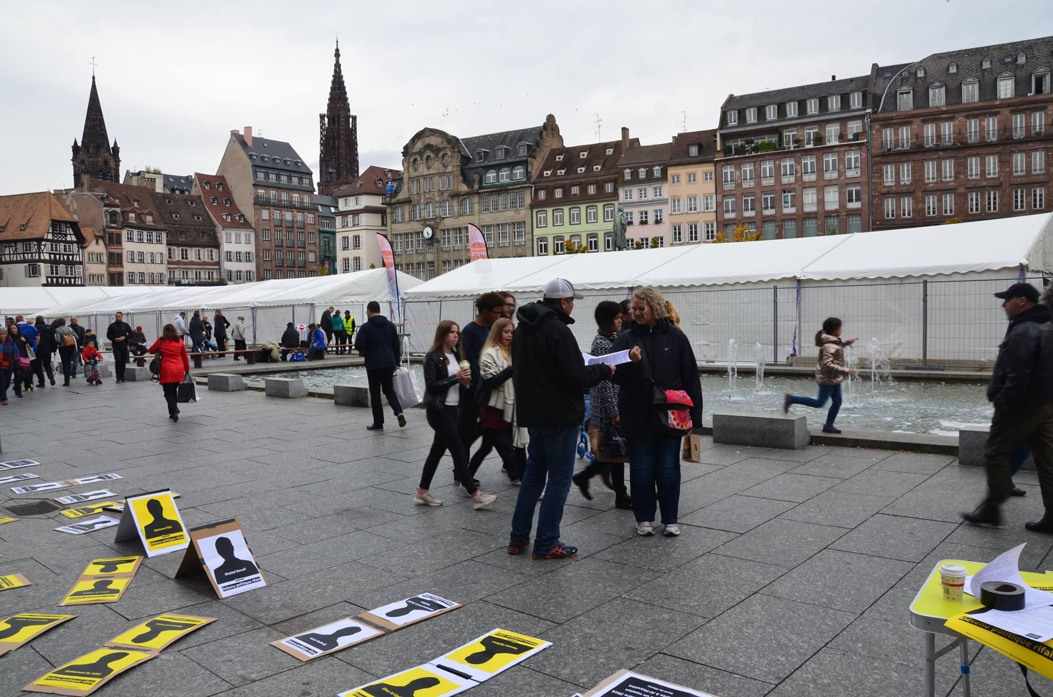 Marche de Bruxelles pour le Rif : un fiasco