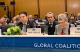 """Nasser Bourita met en exergue à Washington le rôle """"essentiel"""" du Maroc au sein la Coalition mondiale anti-Daesh"""