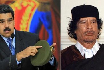Crise au Venezuela : un sénateur américain menace Maduro en publiant une photo de Kadhafi ensanglanté