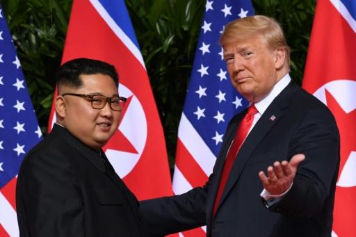 Kim Jong Un exprime sa volonté de tenir un troisième sommet avec Donald Trump