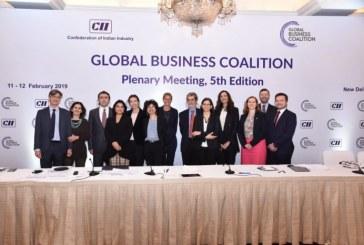 La CGEM participe à l'Assemblée Générale de la Global Business Coalition