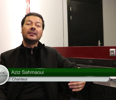 Aziz Sahmaoui :