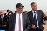 Amara s'enquiert de l'état d'avancement des travaux de la voie express Tiznit-Laâyoune