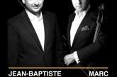 Musique classique : Marc Coppey et Jean-Baptiste Fonlupt en tournée au Maroc