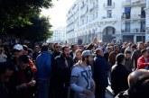 Algérie: Des centaines de manifestants encerclent le palais gouvernemental