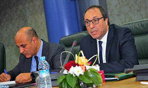 M. Amara dévoile les grandes lignes de la stratégie de modernisation du secteur de transport des voyageurs