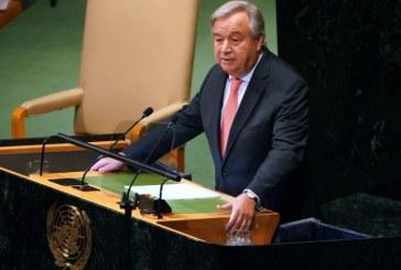 Sahara: António Guterres nomme le général pakistanais Zia Ur Rehman à la tête de la Minurso