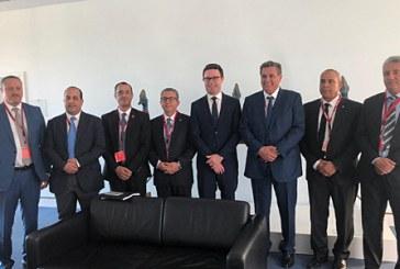 Akhannouch s'entretient à Canberra avec les ministres australiens de l'Agriculture et du Commerce