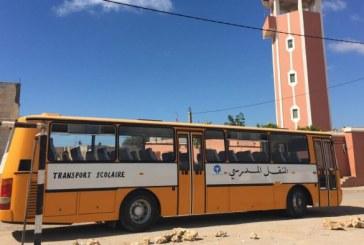 Béni Mellal : un bus de transport scolaire et deux ambulances pour réduire les disparités sociales en milieu rural