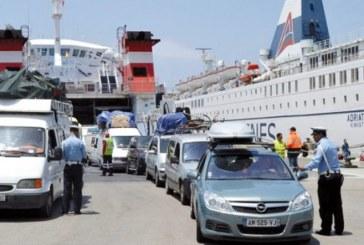 Bab Sebta: Mise en échec de tentatives de trafic de drogue et de devises