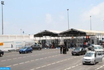 Avortement à Bab Sebta d'une tentative de trafic de 26 milles euros