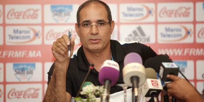 Baddou Zaki prend les rênes du Difaa d'El Jadida