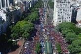 Buenos Aires: Marches de protestation contre la politique économique du gouvernement