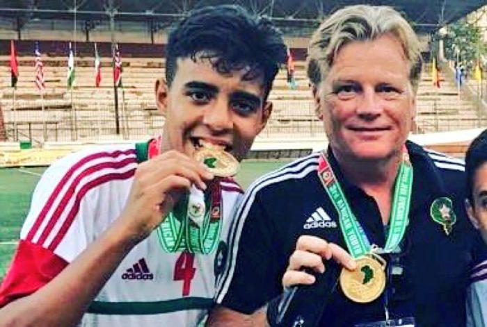 Le jeune espoir marocain Chadi Riad signera pour le FC Barcelone