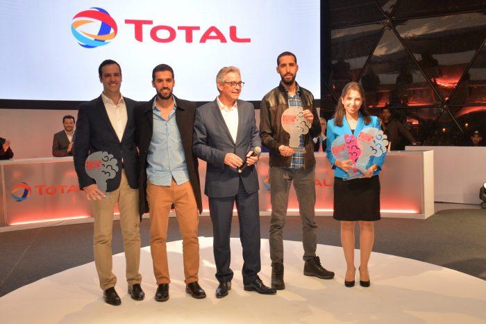 Challenge Startupper de l'année par Total au Maroc: les lauréats primés à Casablanca