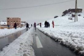 Chutes de neige, pluies et temps froid attendus dans plusieurs provinces du Royaume