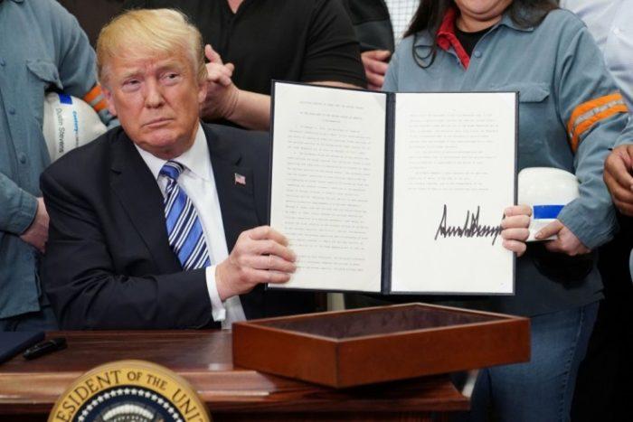 Le président Trump serait prêt à signer un nouveau package pour la sécurité aux frontières