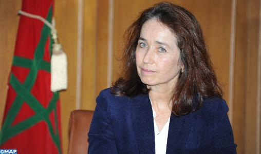 Installation à Rabat de la nouvelle présidente du directoire du Fonds Hassan II pour le développement économique et social