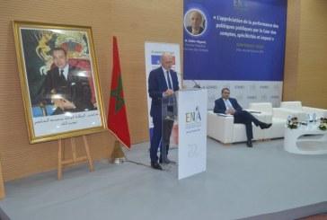 Le premier Président de la Cour des Comptes de France invité de l'ENSA Maroc