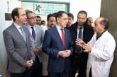 El Otmani : Forte mobilisation pour la prise en charge des personnes atteintes de la grippe H1N1